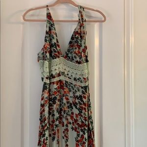 Free People Claire Maxi